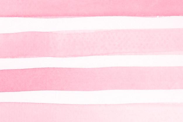 Fondo modellato del tratto del pennello del fenicottero rosa