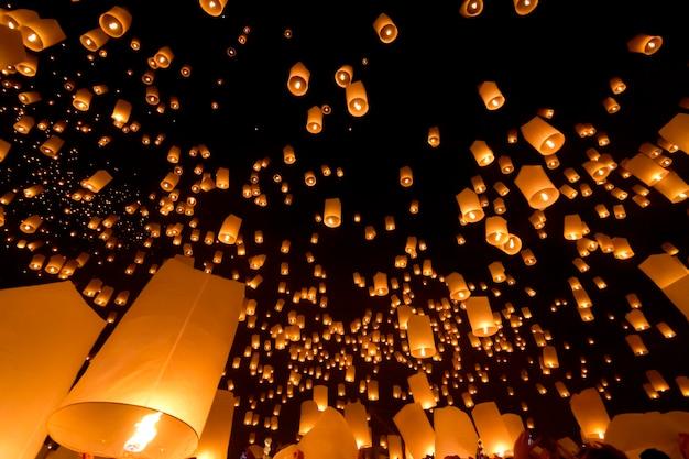 Lanterna galleggiante