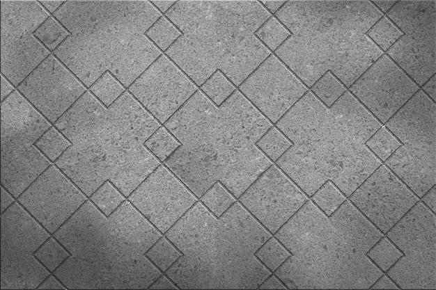 Piastrelle per pavimenti, modello quadrato in granito