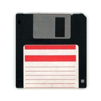 Floppy disc per pc, lato anteriore