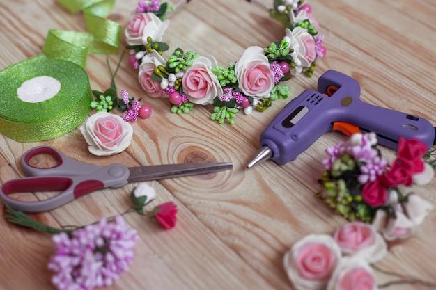 Floristica fatta a mano