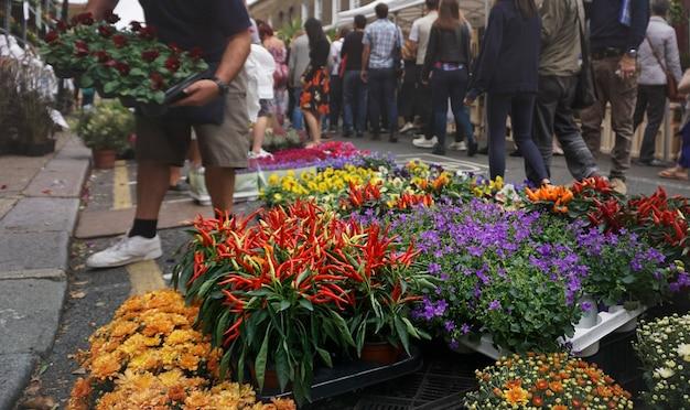 Mercato dei fiori