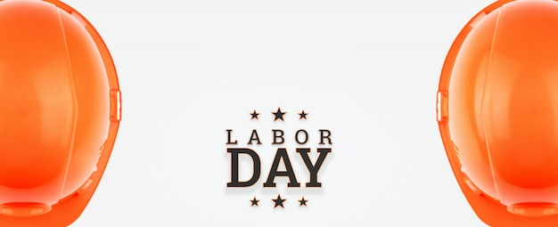 Flyer, pubblicità per la promozione della vendita della festa del lavoro.