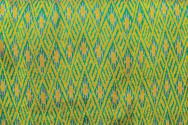 Fondo del modello di tessuto tradizionale popolare