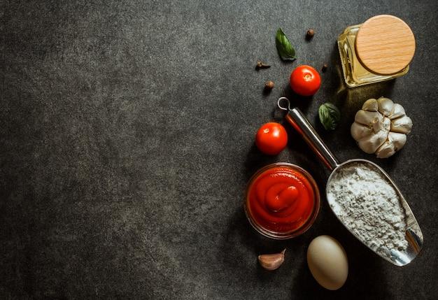 Spezie ed erbe aromatiche a tavola