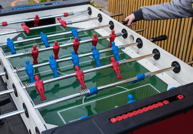 Figure di calcio del calcio per bambini