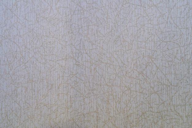 Frammento di carta da parati in tessuto con motivo a strisce delicato