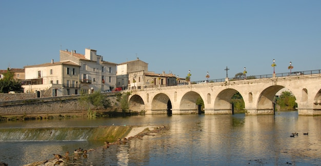 Ponte francese a sommieres