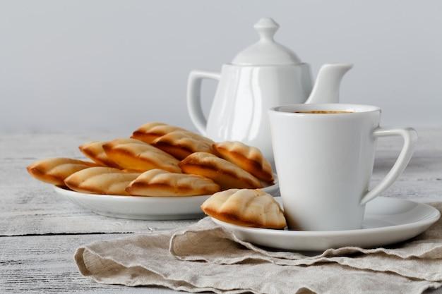Madeleine francesi all'ora del tè