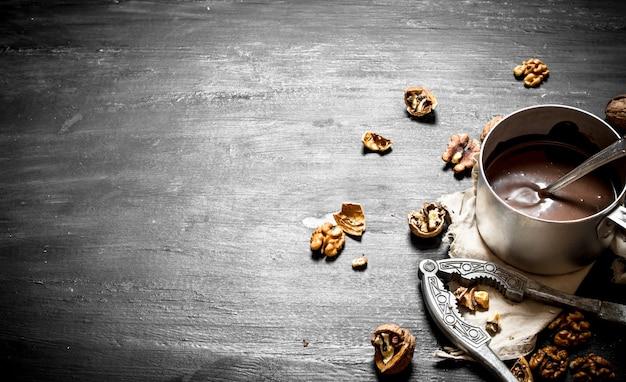 Burro al cioccolato fresco