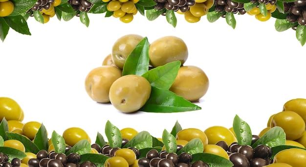 Olive fresche