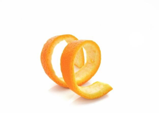 Fresco tocco d'arancia