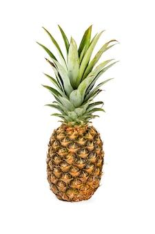 .frutta fresca dell'ananas isolata