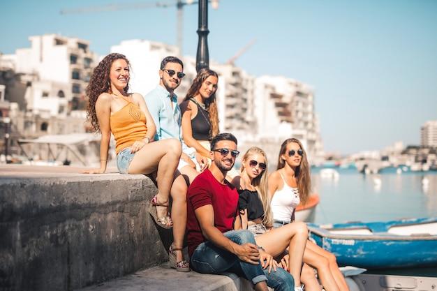 Amici in vacanza