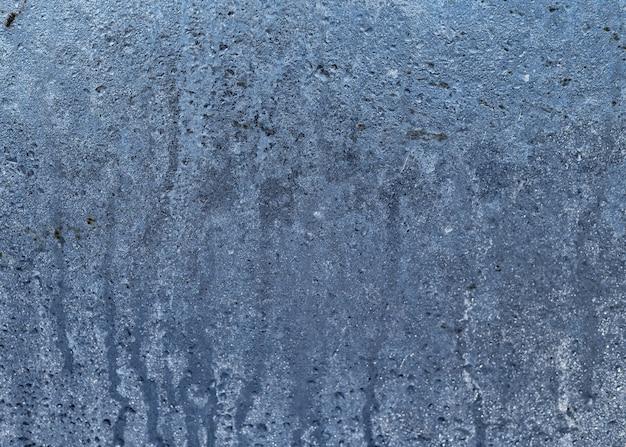 Vetro smerigliato, brina, finestra congelata, consistenza