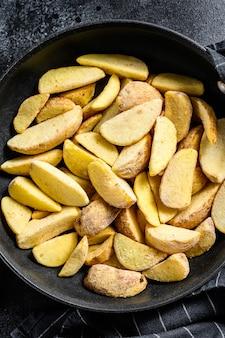 Patate fritte congelate a spicchi