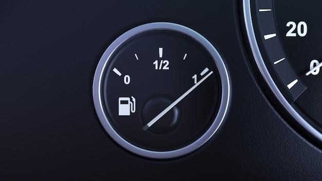 Sensore del serbatoio del carburante a zero