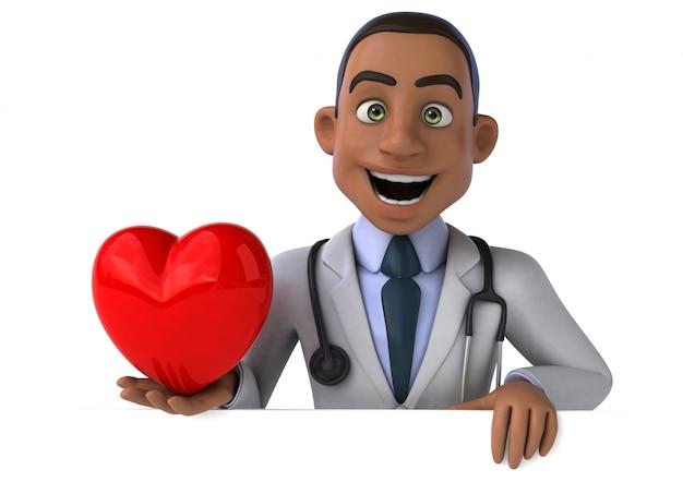 Dottore divertente
