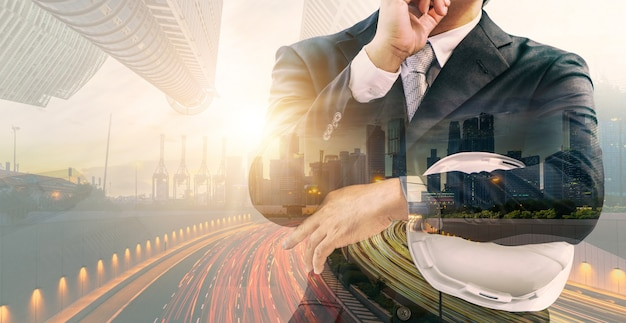 Futuro progetto di ingegneria edile