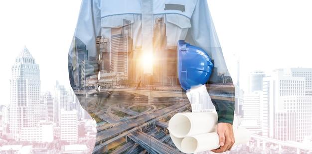 Futuro progetto di ingegneria edile.