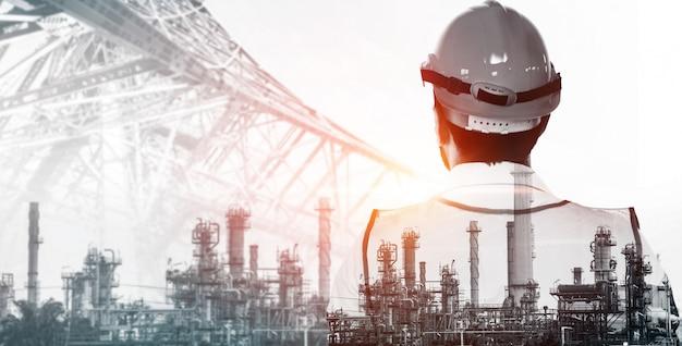 Futuro impianto industriale e industria energetica