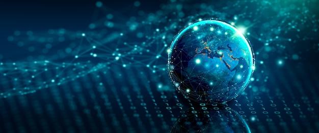 Il futuro di internet e della tecnologia convergenza digitale convergenza tecnologica