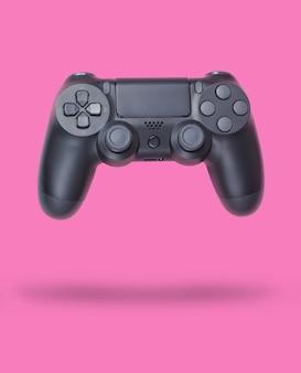 Gamepad. vista dall'alto. minimalismo