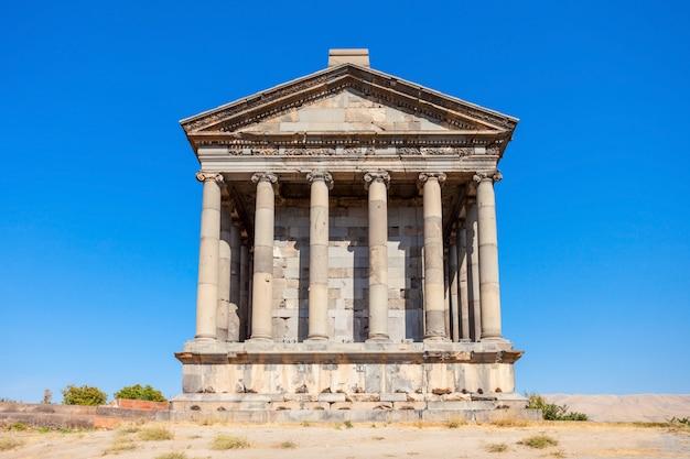 Tempio di garni, armenia