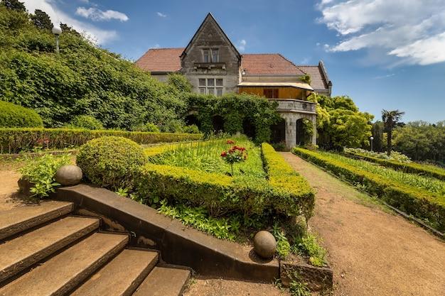 Gaspra crimea storica villa charax del granduca mikhail nikolaevich romanov