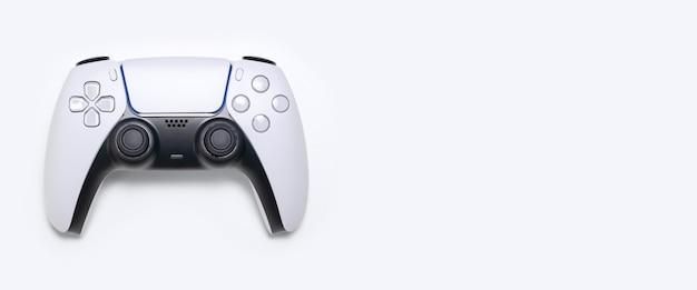 Controller di gioco next gen isolato