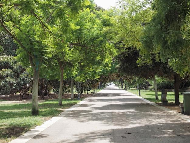 Giardini pubblici (parco pubblico) a cagliari
