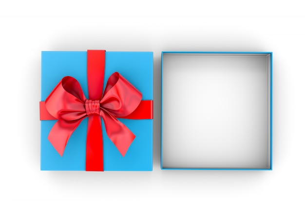 Confezione regalo o regalo isolato
