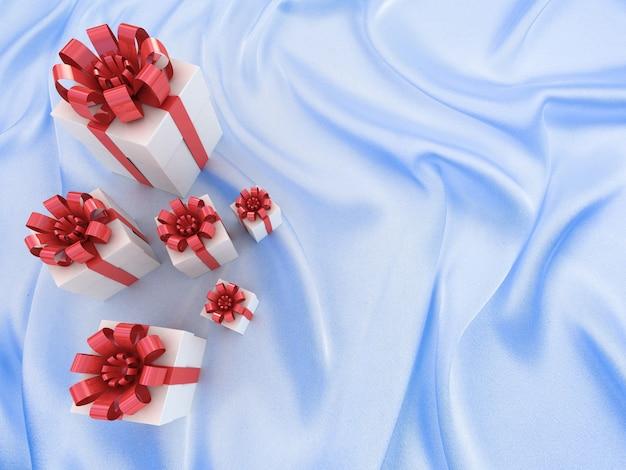 Confezione regalo in seta