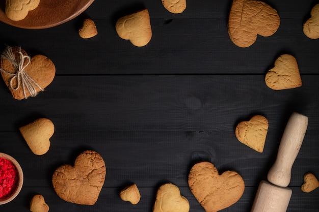 Biscotti di panpepato e prodotti da forno.