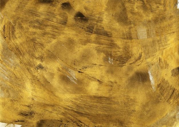 Texture oro scintillante glamour. arte moderna