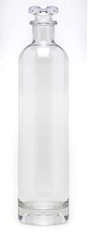Bottiglia in vetro con tappo in vetro da 1 litro