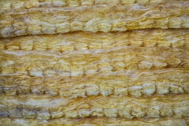 Sfondo trama di lana di vetro