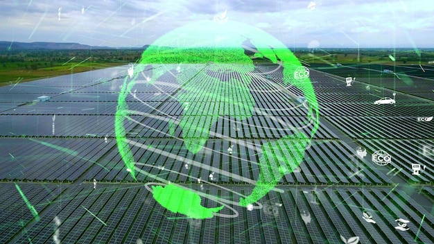 Sviluppo della sostenibilità globale e concetto esg