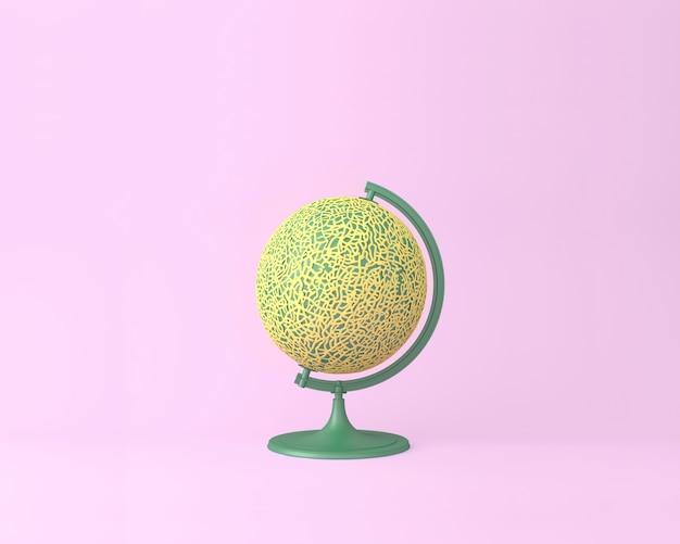Concetti di sfera di globo sfera globo
