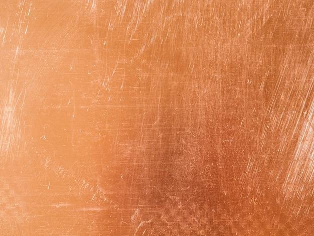 Sfondo di lamina d'oro con graffi