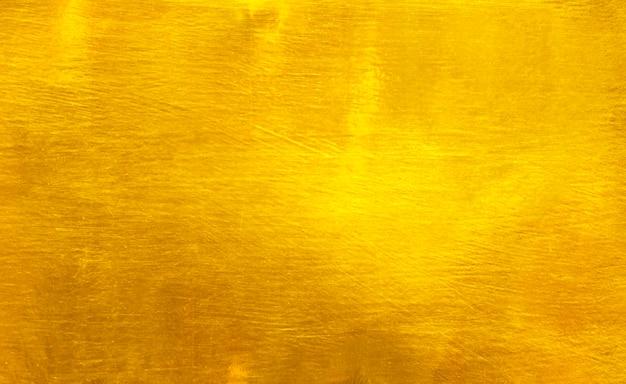 Lamina d'oro texture di sfondo