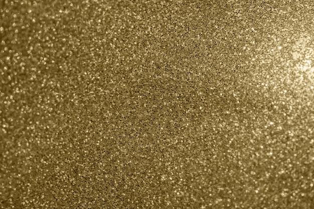 Trama scintillante glitter oro