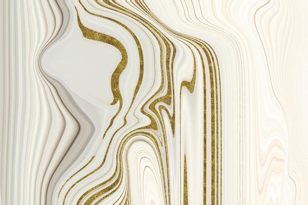 Sfondo astratto marmo oro