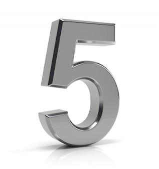 Numero d'oro 5