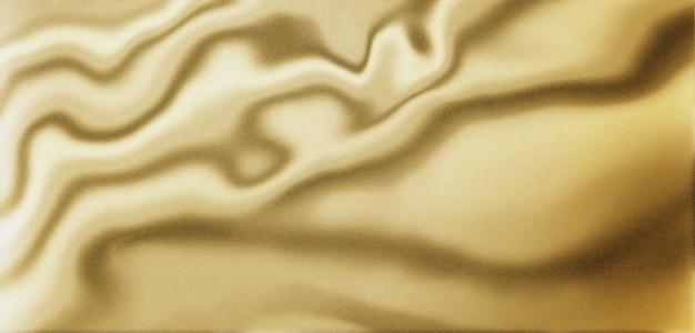 Fondo di lusso di struttura dell'onda di seta dell'oro