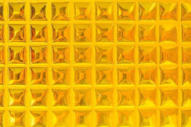 Piastrelle luxuary quadrati d'oro per lo sfondo