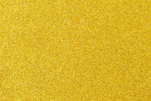 Texture oro per lo spazio, glitter oro astratto perfetto per natale, capodanno o qualsiasi altro spazio festivo