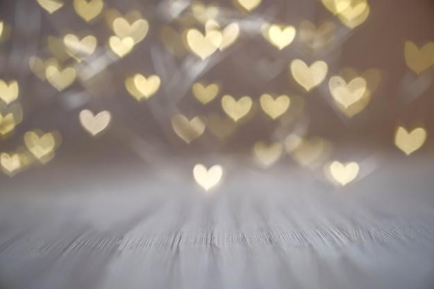Boke d'oro di cuori, umore allegro, san valentino