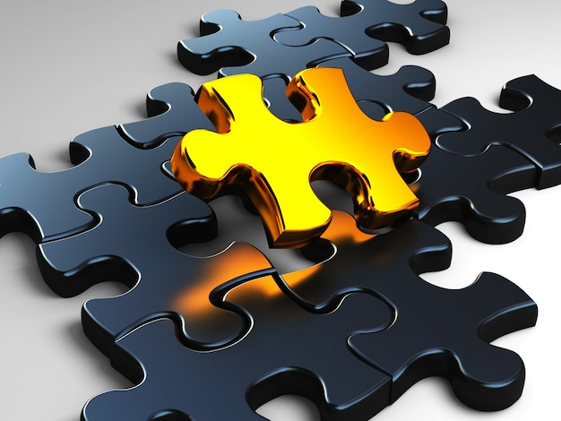 Puzzle d'oro