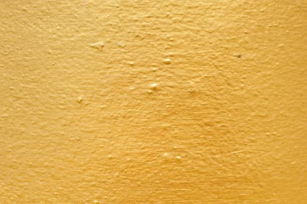 Sfondo di superficie dorata